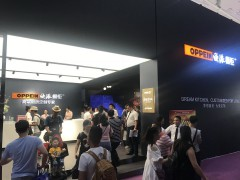 欧派橱柜_2018广州建博会展位实拍 (14)