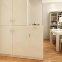 索菲亚收纳型玄关柜家具定制
