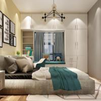 欧派北欧风格卧室家具编号:OPA0001220