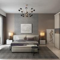 欧派现代风格卧室家具编号:OPA0001308