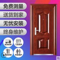 王力防盗门甲级安全门大门霸王锁芯进户门入户门单门GL-24