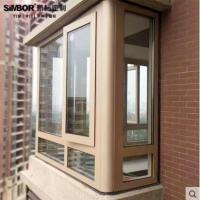新标断桥铝门窗推拉钢化玻璃窗户隔音封阳台室内窗定制铝合金门窗