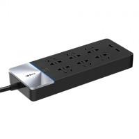 公牛抗电涌防过载USB插线板  GN-H406U