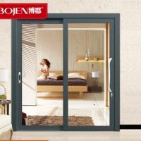 博郡室内门定制 卧室阳台移门 镁铝合金定制门 免漆套装房间门
