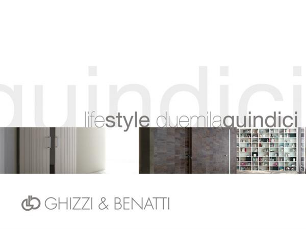 意大利品牌GHIZZI & BENATTI木门系列画册(2017)