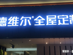 大牌现场 德维尔全屋定制 2019广州定制家居展 展位掠影 (0播放)