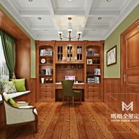 《盖茨比》系列产品-书房 经典实木M05