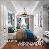 《盖茨比》系列产品-主卧室 经典实木M05