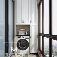 《香草天空》系列产品-玛格全屋定制阳台