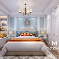 《香草天空》系列产品-玛格全屋定制主卧室